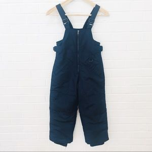 Snow Overall Bibs Navy Blue XS 4/5